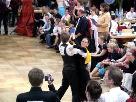ETDS Kaiserslautern 2008 - Masters Slow Waltz