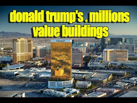 How Mr.Donald Trump became more rich