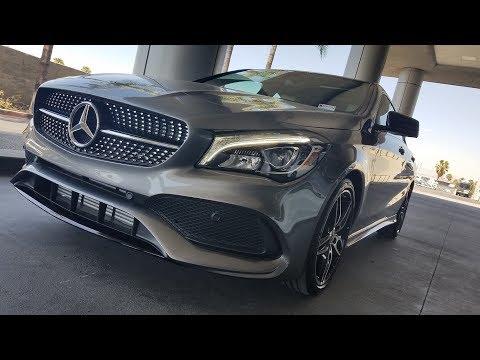 2018 Mercedes-Benz CLA 250 Walkaround and Review by Alan Villasenor
