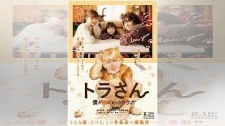 猫になったキスマイ北山宏光の熱演収めた映画「トラさん」新予告映像(...