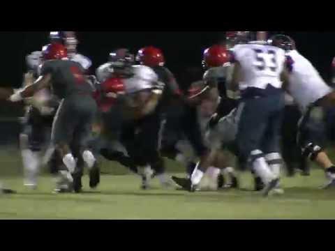 #2 Northwest at Mississippi Delta Football Highlights