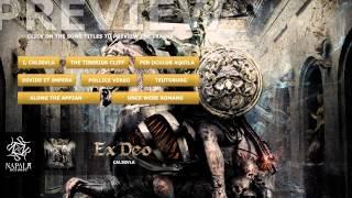 EX DEO - Caligvla (Preview) | Napalm Records