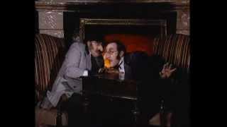 Как Шерлок Холмс и Доктор Ватсон полюбили овсянку