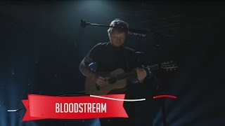 Ed Sheeran Bloodstream (Live on the Honda Stage at the iHeartRadio Theater NY)