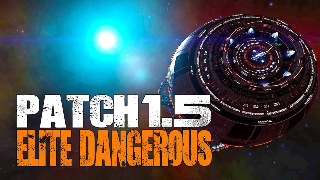 Elite: Dangerous - Patch 1 5 Obsidian Orbital, New Missions, Distress  Signals & Unknown Artifacts