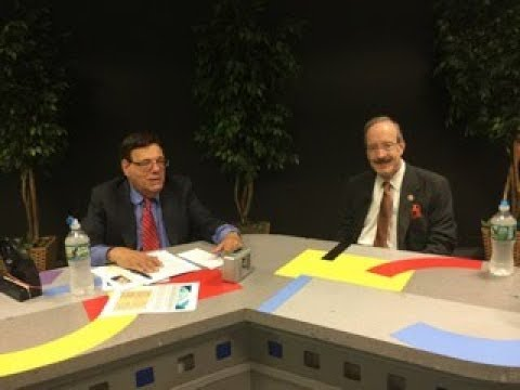 A Congressional report with Eliot Engel