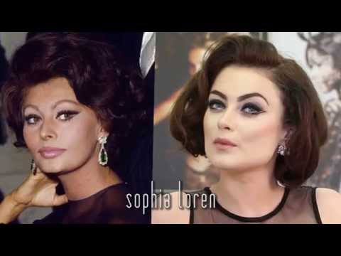 Teaser:  AsiaGlam Sophia Loren Inspired Makeup (Iconic Women)