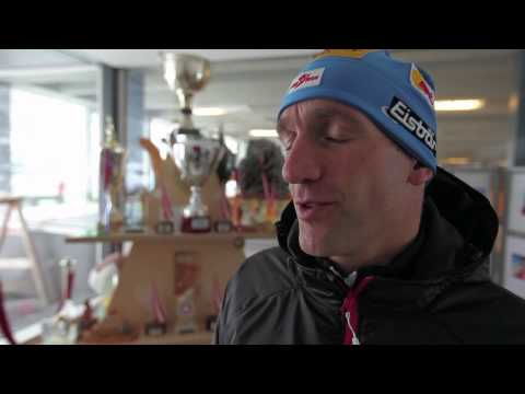 Christoph Sumann And Hochfilzen
