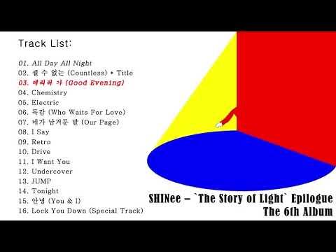 Смотрите сегодня видео новости SHINee (샤이니) – `The Story of Light` Epilogue  [The 6th Album - Audio] на онлайн канале Russia-Video-News Ru