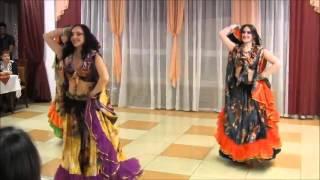 Танец Живота Саратов Цыганский фолк рук. Комиссарова Наталия