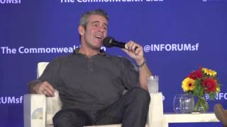Andy Cohen and Anna Sale: Taboo Topics (Clip 2: Cohen on his parents)