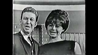 Dick Clark & Donna Loren Co-Host-Dr Pepper Celebrity Party 1963 Part 2