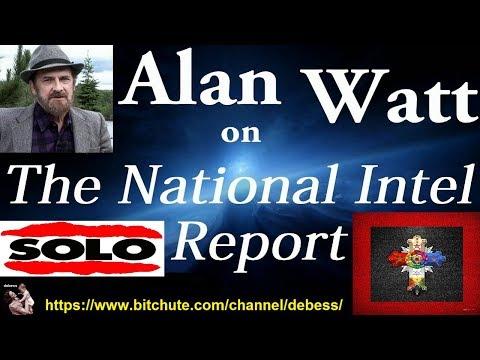 Alan Watt: National Intel Report (SOLO) on RBN: Hour 2