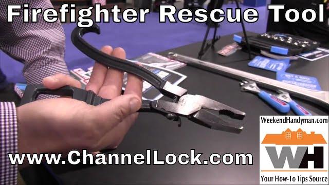 #ChannelLock 86 9 Inch Firefighter Rescue Tool   Weekend Handyman