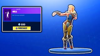 FORTNITE NOUVEAU HULA EMOTE! MISE À JOUR DE LA BOUTIQUE D'ARTICLES FORTNITE! FORTNITE ITEM SHOP COUNTDOWN! V-BUCKS GIVEAWAY