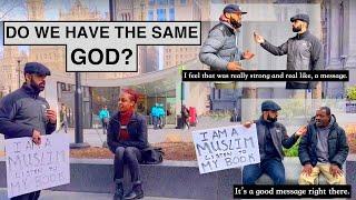 I Am A Muslim - Do We Have The Same God?