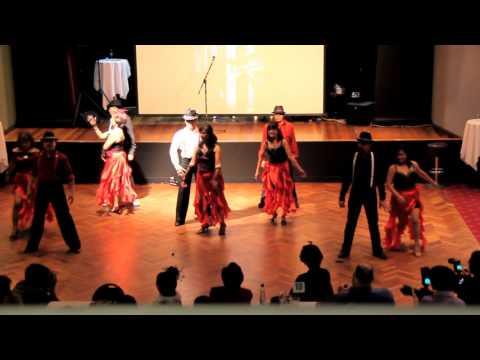 Maharlika Inc 2013 -  Puttin on the ritz  (Westside Story)