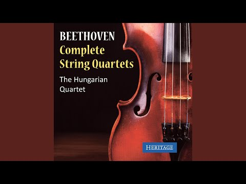String Quartet No. 1 In F Major, Op. 18 No. 1: I. Allegro Con Brio