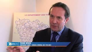 Politique : La CASQY devrait s'agrandir au 1er janvier 2016
