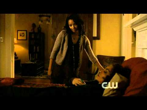 The Vampire Diaries 1x14 ** Best  **  Bonnie's Grams Died  Leona Lewis