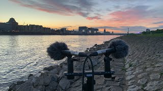 Stereo Audiotest: RØDE NT5 Matched Pair