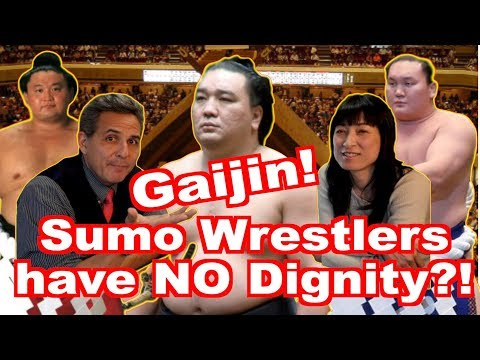 Japanese Dignity: Gaijin don't have it?! (Laundry Video with Kibi)