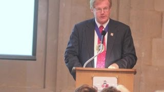 What has the City ever done for us? - The Lord Mayor of London, David Wootton