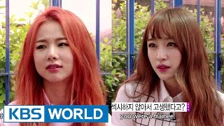 Gambar cover Star Reporting In with EXID (Entertainment Weekly / 2015.05.01)