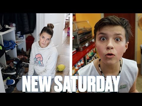 NEW SATURDAY ROUTINE   PLAY VS PRODUCTIVITY   WHAT ARE SATURDAYS FOR?