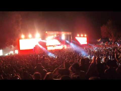 Flosstradamus live full set @ Sunset Music Festival in Tampa, FL on May 24, 2015