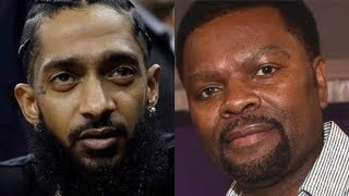 J Prince Just BROKE All The Rules With This Message To Nipsey Hussle!