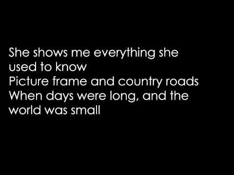 Kiss me slowly (lyrics) - Parachute