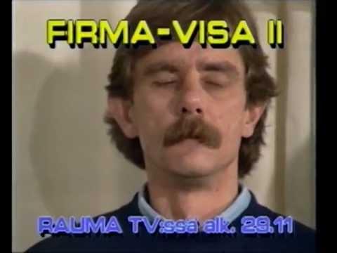 Westmedia Oy Firma-Visa II Buffi 1990