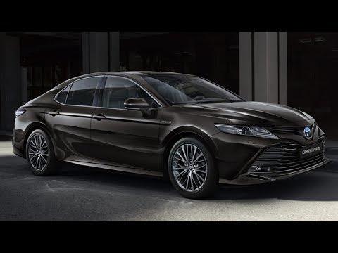 2020 Toyota Camry Hybrid Unveiled - Luxury Sedan