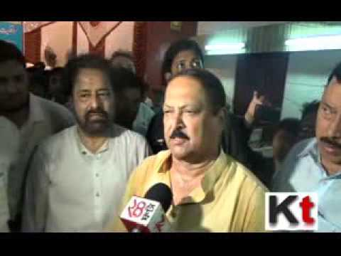 Subrata Mukherjee declared 1st day election as peaceful