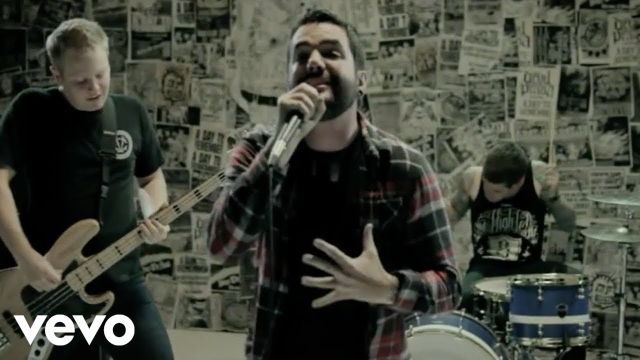 A Day To Remember All I Want Youtube
