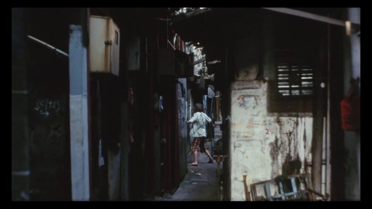 Hollywood Hong Kong (2001) - Tai Hom Village Scene