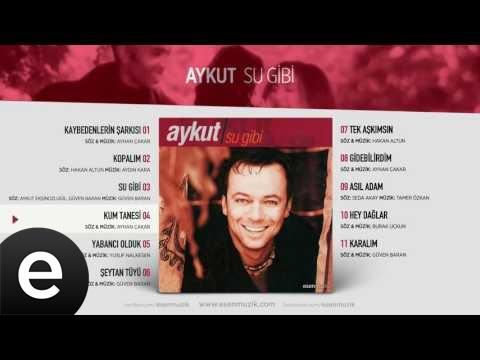 Kum Tanesi (Aykut) Official Audio #kaybedenlerinşarkısı #aykut