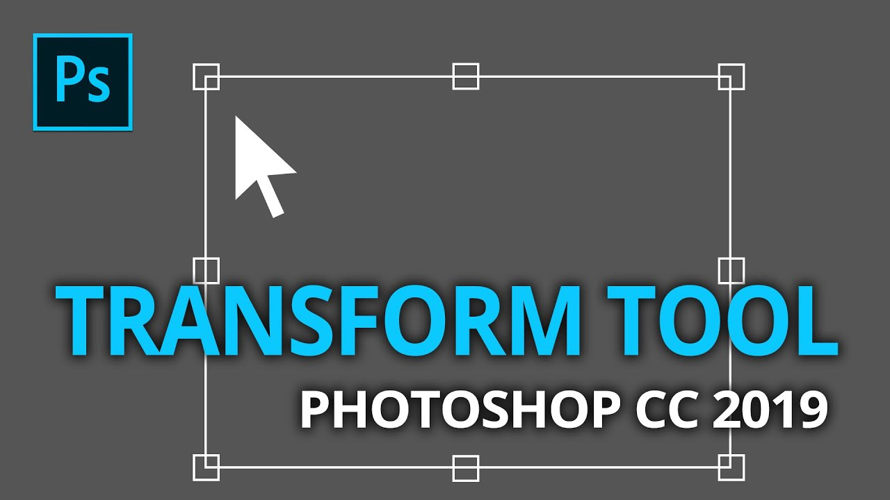 How To Free Transform In Adobe Photoshop Cc 2019 Photoshop Free Transform Youtube