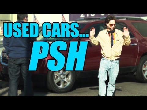 Used Cars...Psh