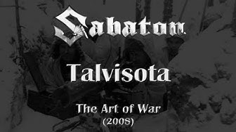 Sabaton - Talvisota (Lyrics English & Deutsch)