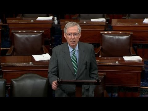 McConnell outlines new health care bill