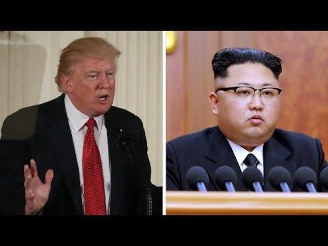 Markey urges Trump to talk with North Korea