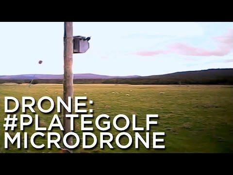 2014-09-20 'PlateGolfMicroDrone'