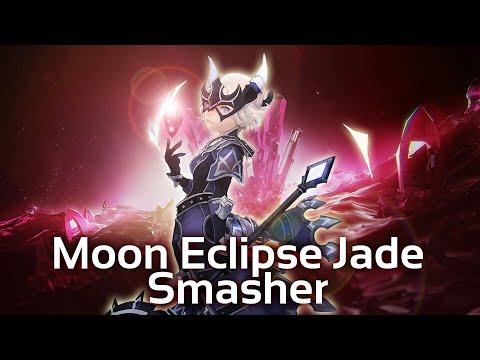 Moon Eclipse Jade (Smasher) ДКУ Лунного Затмения (Ведьма)