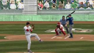 MLB 2K9 Nolan Ryan Strikeout Show