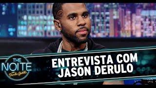 The Noite (13/11/14) - Entrevista com Jason Derulo
