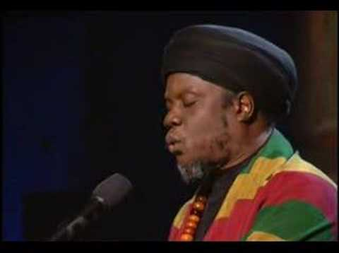 MutaBaruka - Def Poetry  (Dis Poem)