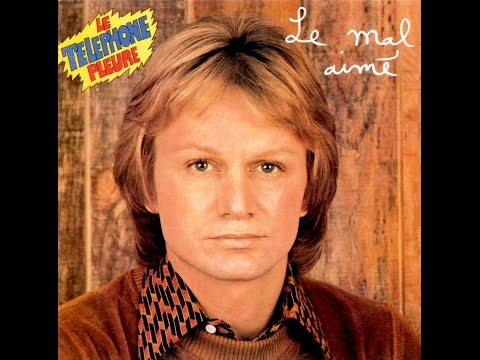 CLAUDE FRANCOIS  -  LE MAL AIME 1974