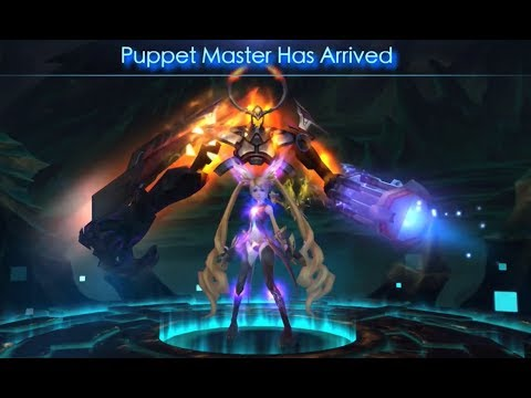 Legacy of Discord: Puppet Master Update Preview! 22 June 2018